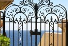 Athol Wrought iron fencing 13