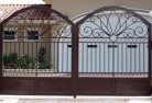 Athol Wrought iron fencing 2